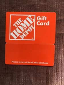 100 home depot gift card - Categoria: Avisos Clasificados Gratis  Item Condition: not specifiedGift card good for 100 at any Home Depot location or online at homedepotcomAll items are bought second hand, some items may come from homes with smokers and pets 100 Authentic, so bid buy with confidencePAYMENTWe only accept PayPal for paymentPlease make payments within 24 hours of the auction ending SHIPPING AND HANDLINGExcluded Locations: APOFPO, Africa, PO Box,Hawaii and Alaska USA the lower 48…