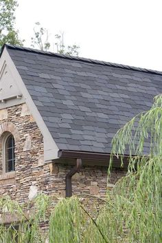 EcoStar - Majestic Slate Gallery. Sustainable roofing materials mimic slate, shake, etc.