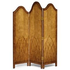 Jonathan Charles Folding Floor Screen 493554. h1Jonathan Charles Folding Floor Screen 493554_h1This gorgeous Jonathan Charles Folding Floor Screen 493554 is a folding floor screen with a raised veneer grass inlaid design on both sides and a walnut frame.. See More Room Screens at http://www.ourgreatshop.com/Room-Screens-C1110.aspx