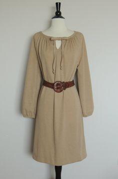 simple dress poet sleeves