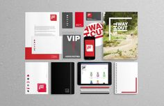 THIS WAY OUT | Sorted Design+Advertising