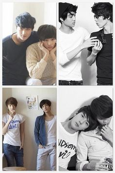 EXO Couples Come visit kpopcity.net for the largest discount fashion store in the world!!