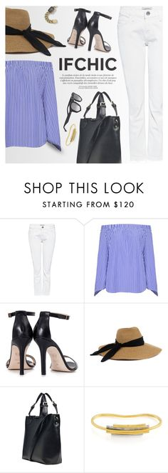 """Getting ready for Summer with Ifchic!"" by an1ta ❤ liked on Polyvore featuring Current/Elliott, Finders Keepers, Dee Keller, Eugenia Kim, JAY. M, Gemma Redux, Grey Ant and ifchic"
