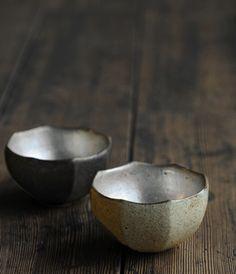Dos bols de Ozeki Yasuko.