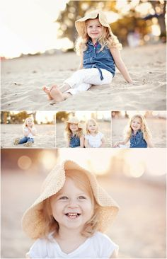 Child Photography | Sisters Photo Session | Beach Photography Session | Laura Elyse Photography