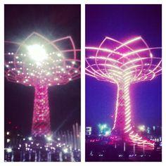 Expo Milano 2015 - The tree of life.