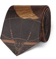 Givenchy - Printed Silk Tie