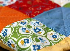 Quilting your quilt...