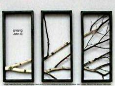 branch twig art