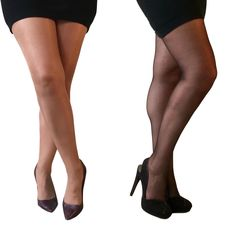 High quality and luxurious glossy tights for fuller figure ladies. 15 denier tights with a high shine. Shiny plus size pantyhose from our own brand Essexee Legs. Large size hosiery up to XXL. Full Figured, Women Lingerie, Hosiery, Beachwear, Tights, Stockings, Plus Size, Legs, Black