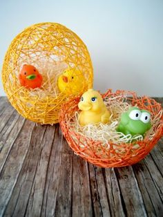 Frecher Osterkorb - 5 Geschenkideen für Kleinkinder - Fantasiewerk