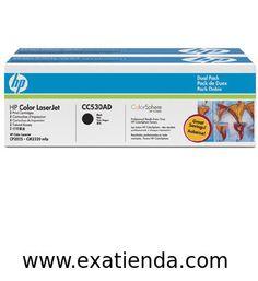 Ya disponible T?ner HP cc530a negro   (por sólo 133.95 € IVA incluído):   -Compatible con: Impresora HP Color LaserJet CP2025dn Impresora HP Color LaserJet CP2025n Impresora multifunción HP Color LaserJet CM2320fxi Impresora multifunción HP Color LaserJet CM2320nf Garantía de fabricante  http://www.exabyteinformatica.com/tienda/1990-toner-hp-cc530a-negro #hp #exabyteinformatica