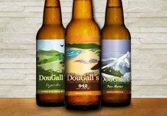Bebe #cerveza en #Cantabria. La cerveza artesana #Dougalls942 es una delicia | Más en decervezasporelmundo.com