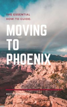 Welcome the the Valley of the Sun! We know that moving can be difficult so we created this Essential How-To Guide for Moving to Phoenix. Give it a read! Lets Move, Big Move, Pheonix Arizona, Things To Know, Things To Come, Goodyear Arizona, Phoenix Real Estate, Maricopa County