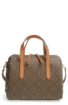Fossil+'Sydney'+Satchel+available+at+#Nordstrom