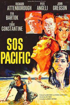 'SOS Pacific' (1959) ...