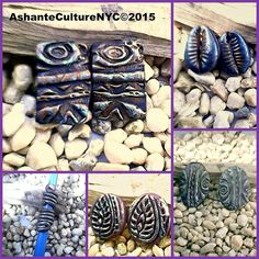 Made To Order Sunrise Handmade Polymer Clay by AshanteCulture