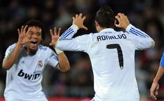 Cristiano Ronaldo - Getafe v Real Madrid - La Liga