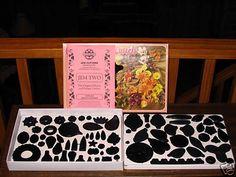 JEM Two Set Flower Cutters (75 pieces) #103ff002 gum paste cake decorating #JEM