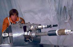 #StarWars #LukeSkywalker Rare publicity shot.