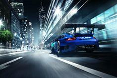 Frederic Schlosser Photography — PORSCHE 911 GT3 RSR FALKEN TYRE