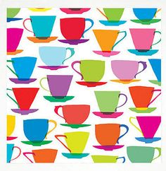 such cool colors for teacups