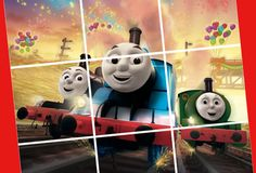 Help Thomas, Percy and James get together for some special fun with this colorful print-and-play puzzle., http://www.thomastrainrides.com/fun-and-games.html#21may15