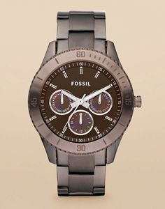 Fossil watch :)