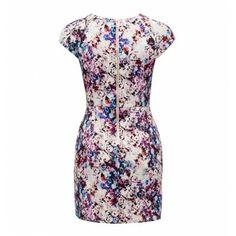 Penny Printed Bodycon Dress