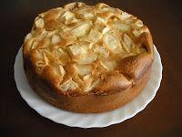 Torta di #mele e spezie senza burro, leggerissima. L'ideale per chi segue regimi alimentari ipocalorici ;) Ed è tutto merito di @CookingSweetPas!