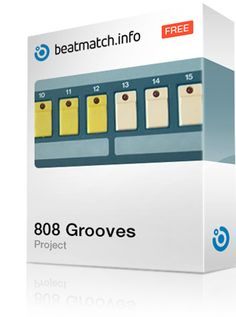 808 Grooves is a FREE Ableton Live project created using the sounds of Roland's most iconic drum machine - the TR-808. Mix, edit and build your own minimal techno grooves using 40 pre-recorded drum sequences or play around with 8 complete grooves with synth loops & basslines included in the download. Project require Live 8 or higher!