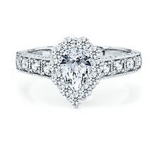 1 1/2 ct. tw. Diamond Engagement Ring in 14K Gold