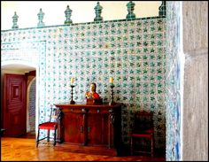 Palacio Nacional de Sintra (Royal Palace) by dimaruss34, via Flickr