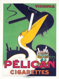 Pélican – Charles Yzay (1930)