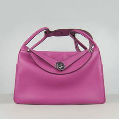 Hermes Lindy 6208 Peach Red