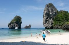 Ilhas Phi Phi - Tailândia Thailand, Water, Outdoor, Summer Vacations, Travel Guide, Islands, Viajes, Gripe Water, Outdoors
