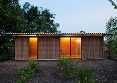 Low-cost Vietnamese housing aimed at solving the country's housing crisis.