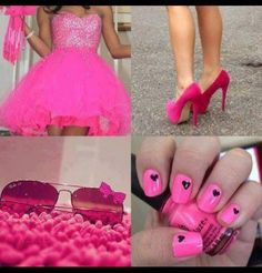 #pink #pink #pink Pink all the way