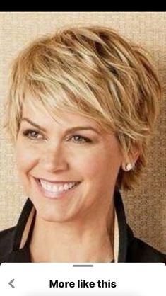45 Best Short Hairstyles That You Simply Can't Miss, In the event that you've for a long while been itching to go short, may we simply state: now is the ideal time. Nothing says summer like a breeze blow…, Casual Style Source by casualove Bobs For Thin Hair, Short Thin Hair, Short Blonde, Short Hair Cuts, Short Hair Styles, Short Hair Over 50, Asymmetrical Bob Haircuts, Stacked Bob Hairstyles, Short Hairstyles For Women