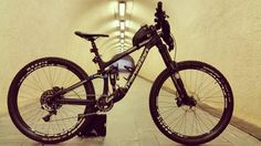 Mountain Bike Action Shots