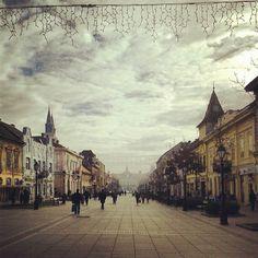 Sombor - the most beautiful city
