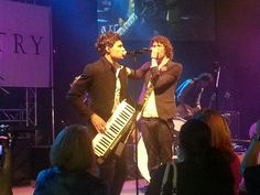 For King and Country--they'll be playing in Ohio on September 13, 2014 for PointFest at CedarPoint! Get your tickets at http://www.pointfestival.com/