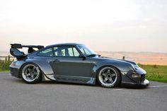 RWB Porsche 911 Turbo                                                                                                                                                                                 More