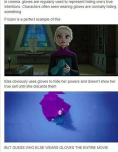 << THEORY Hans actually has the opposite powers of Elsa which is fire. This is deciphered as since Elsa has bleach blonde/white hair Hans has red hair which kinda makes sense? Funny Disney Memes, Disney Jokes, Disney Facts, Disney Cartoons, Pixar Theory, Disney Theory, Disney And Dreamworks, Disney Pixar, Walt Disney