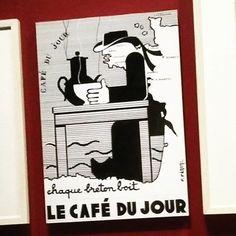 Regram from @laetitia_petitfute_bzh  Exposition #boire aux #champslibres à #rennes jusqu'au 30 avril. Très bonne expo sur la relation que les bretons entretiennent avec la boisson #eau #vin #cidre #cafe #absinthe - See more at: http://iconosquare.com/viewer.php#/detail/1213155852560595650_2110960989
