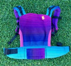 Fairy River Textiles (FRT) 'I Dream Of Buttercream' TULA BABY CARRIER