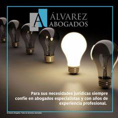 Para sus necesidades jurídicas siempre confíe en abogados especialistas y con años de experiencia profesional, confíe en Alvarez Abogados Tenerife. http://alvarezabogadostenerife.com/?p=5420