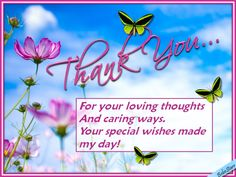 Lovely ecard to send to anyone, with special thanks. Free online Thanks For The Special Wishes ecards on Thank You Thank You Quotes, Funny Cards, Wish, Appreciation, Ecards, Thankful, Neon Signs, Animation, Thoughts
