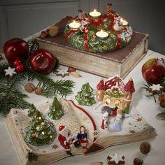 Коллекция Christmas Toys Memory от Villeroy & Boch