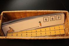 mesurer la distance avec reglette jaune. Pince a linge sur bonne longueur, ac gommette au dos pr autocorrection